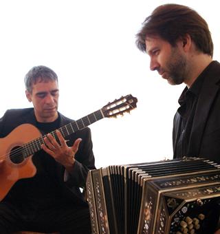 Marcelo Mercadante & Gustavo Battaglia
