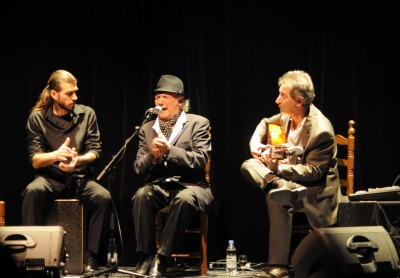 Rafael de Huelva Trio